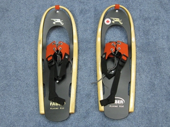 "Winter Kid Snowshoes: 7"" x 21"" (Boy)"