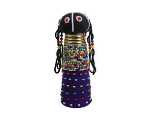 Ndebele Doll: Large: 7-9""
