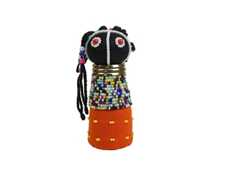 Ndebele Doll: Medium: 5-7""