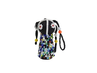 Ndebele Doll: Extra Small: 2-3""
