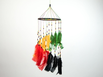 "6"" Dreamcatcher Mobile: Assorted"