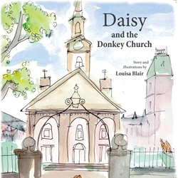 <i>Daisy and the Donkey Church</i> - Childrens Softcover Book