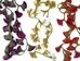 Felt Flower with Stamens Garland - 1298-F19-AS (L26)