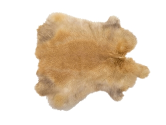 Better Rabbit Skin: Light Brown