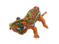 Raffia Chameleon Small: Assorted