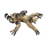 Raffia Striped Lemur Mother and Baby: Large: Assorted - 1347-LB2L-AS (11U)
