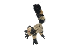 Raffia Spotted Lemur: Small: Assorted