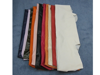 2-3 oz Cow Leather: Various Colors (sq ft)