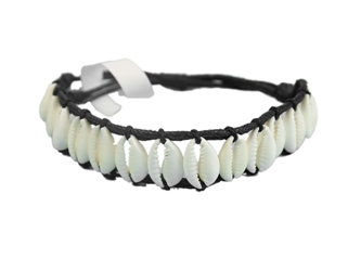 Cowrie Shell Bracelet Style 1