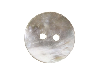 "Akoya Mother of Pearl Button: 24L (15mm or 0.59"") mother-of-pearl buttons"