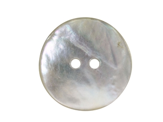 "Akoya Mother of Pearl Button: 30L (19mm or 0.748"") mother-of-pearl buttons"