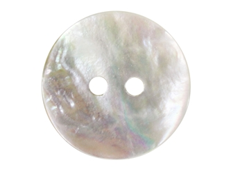 "Akoya Mother of Pearl Button: 32L (20.5mm or 0.807"") mother-of-pearl buttons"