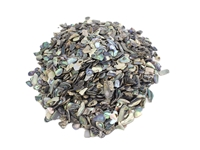 Paua Shell Chips: Unsorted (1/4 lb)