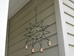 Metal Wind Chimes: Assorted Styles - 866-10-AS (L24)