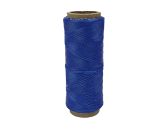Imitation Sinew: Polypropylene: Single End: 1 oz: Blue