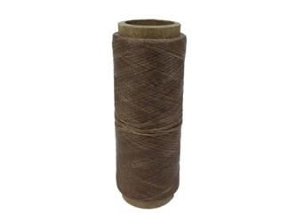 Imitation Sinew: Polypropylene: Single End: 1 oz: Brown