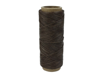 Imitation Sinew: Polypropylene: Single End: 1 oz: Dark Brown