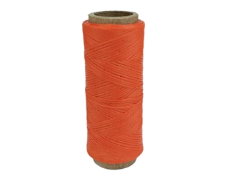 Imitation Sinew: Polypropylene: Single End: 1 oz: Orange