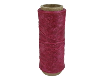 Imitation Sinew: Polypropylene: Single End: 1 oz: Pink