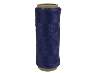 Imitation Sinew: Polypropylene: Single End: 1 oz: Royal Blue
