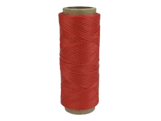 Imitation Sinew: Polypropylene: Single End: 1 oz: Red