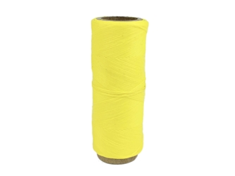 Imitation Sinew: Polypropylene: Single End: 1 oz: Yellow