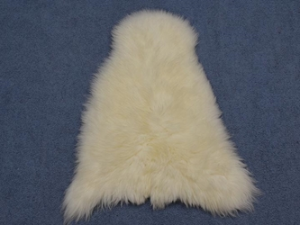 UK Sheepskin: 90-100 cm: White: Gallery Item