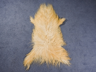 Hungarian Tsigai Sheepskin: Natural: Gallery Item
