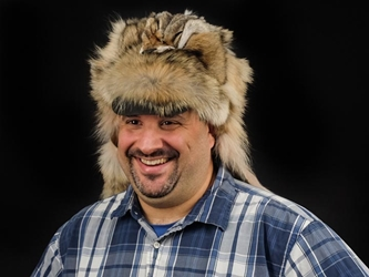Coyote Mountain Man Hat: Gallery Item coyote hats, coyote fur hats