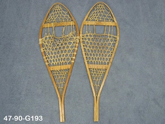 Used Snowshoes: No Harness or Repaired: Gallery Item