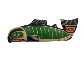 Northwest Coast Plaque: Gallery Item