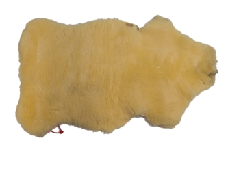 Medical Sheepskin Rug: 110-120 cm: Gallery Item