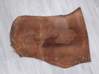Veg Split Waxy Pig Leather: Gallery Item