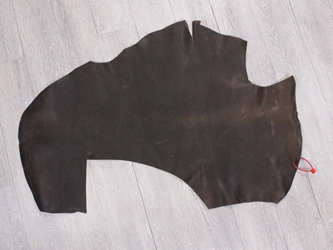 Split Woodland Pig Leather: Gallery Item