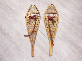 Used Snowshoes: Good Quality with Harness: Gallery Item