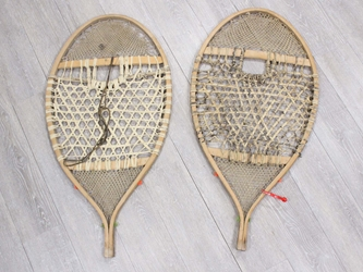 Used Snowshoes: Good Quality: Gallery Item