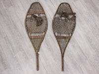Used Snowshoes: Collector Quality: Gallery Item