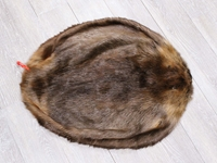 Extra-Wide Beaver Skin: #1: Large: Gallery Item extra wide beaver skins