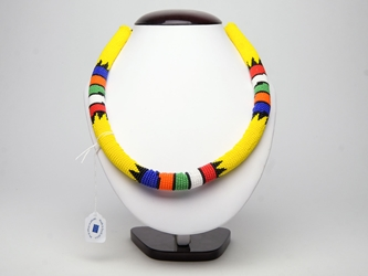 Zulu Necklace: Thick: Gallery Item